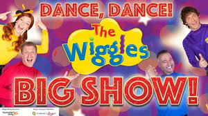 DANCE DANCE! The Wiggles BIG SHOW!/Promotion