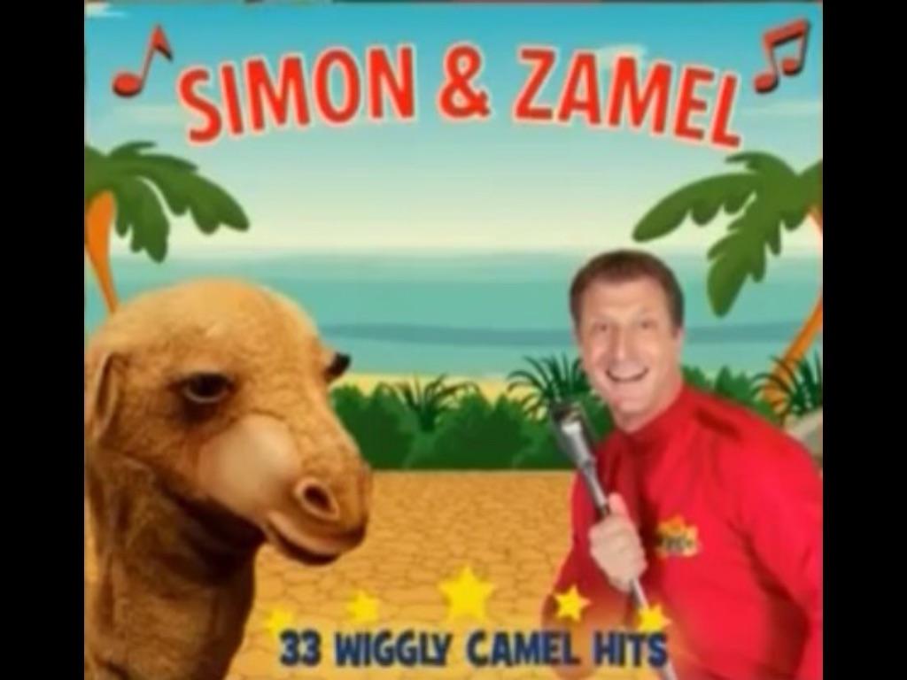 Simon and Zamel's Greatest Hits (album)