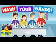 The Wiggles- The 2021 Handwashing Song 🧼 Wash Your Hands for 20 seconds ✋🧼🤚 Healthy Me! 😄 Kids Songs