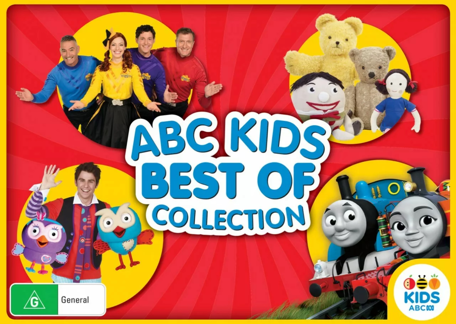 ABC Kids Best Of Collection