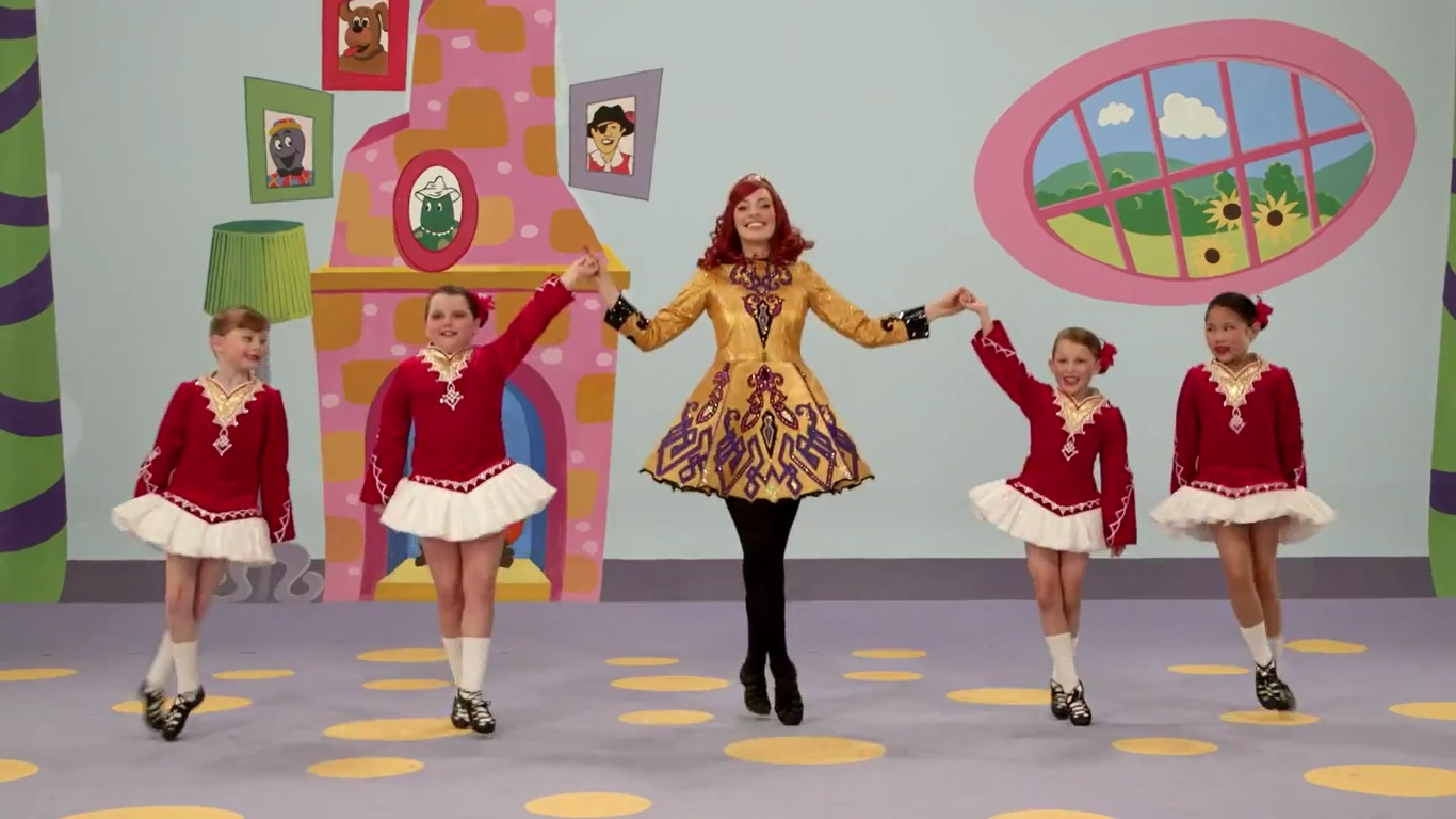 Irish Dancing! (Ready, Steady, Wiggle! episode)