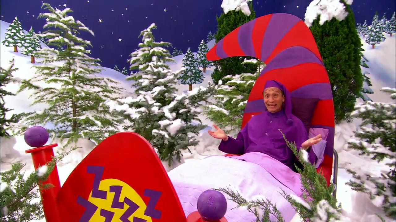 I Just Can't Sleep on Christmas Eve!