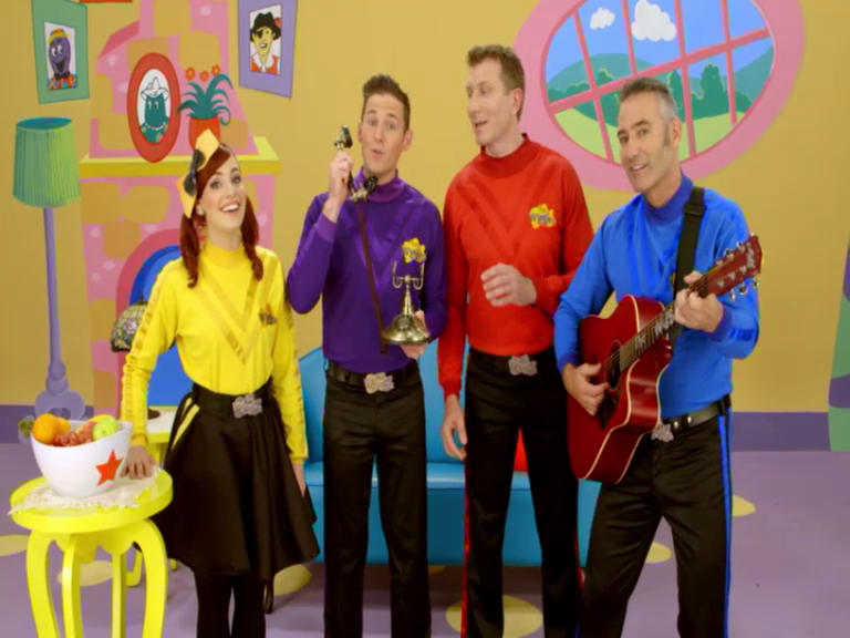 Wash Your Hands (Ready, Steady, Wiggle! episode)