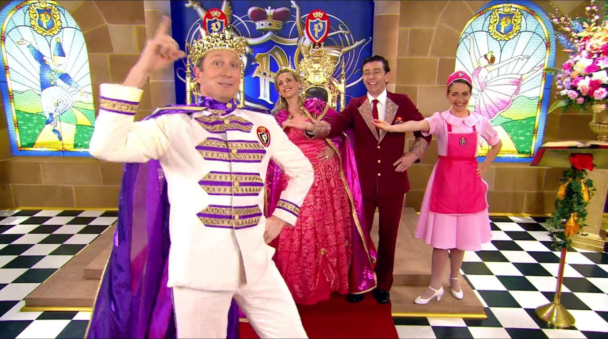 I'm Paramithi's King