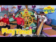 Los Wiggles- ¡La Familia Dedos en Español! Canciones para niños!