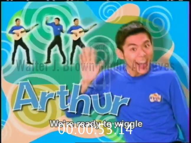 Arthur Wiggle