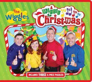 Christmas EVA Jigsaw Book
