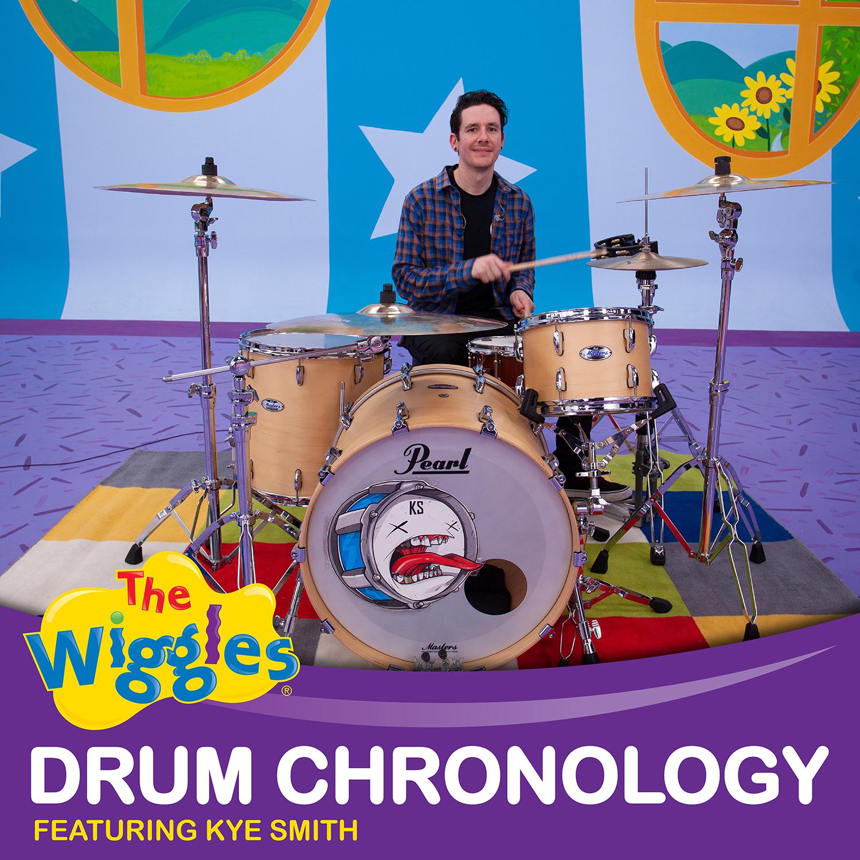 Drum Chronology (feat. Kye Smith) (single)