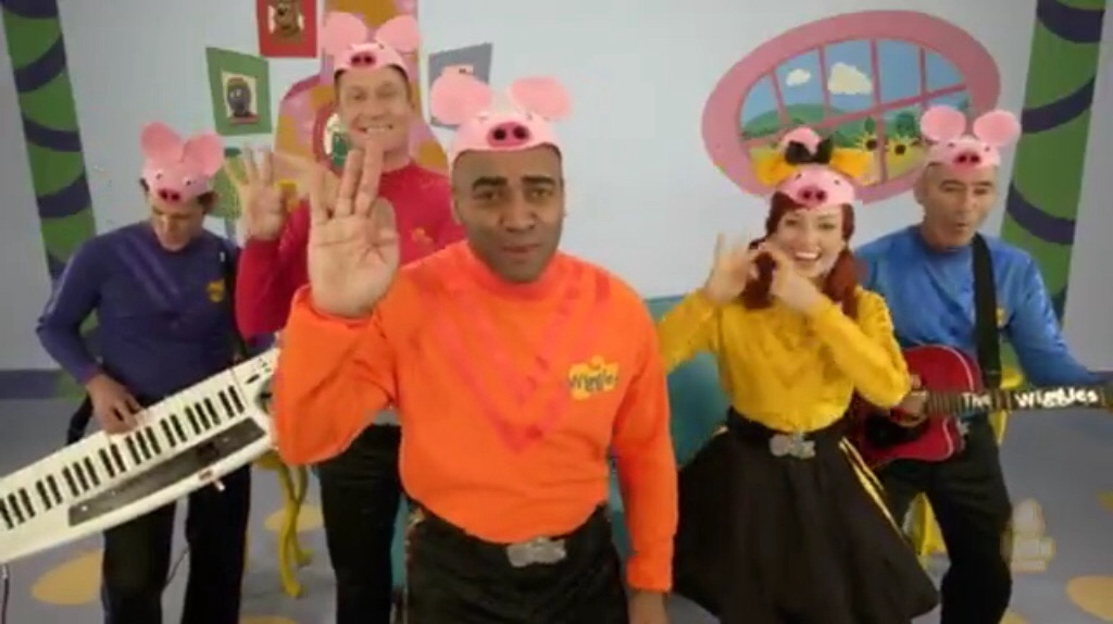 This Little Piggy (Ready, Steady, Wiggle! episode)