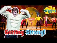 OG Wiggles- Getting Strong! - Live in Concert at The Wiggles Celebration Tour! Sport Songs for Kids