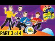 OG Wiggles 👨🚀 Space Dancing (Part 3 of 4) 🚀 Kids Songs
