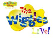 Playhouse Disney Presents The Wiggles Live! logo