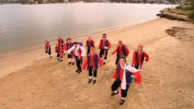Pirate Dancing