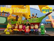 The Wiggles- Play Time With Captain Feathersword!