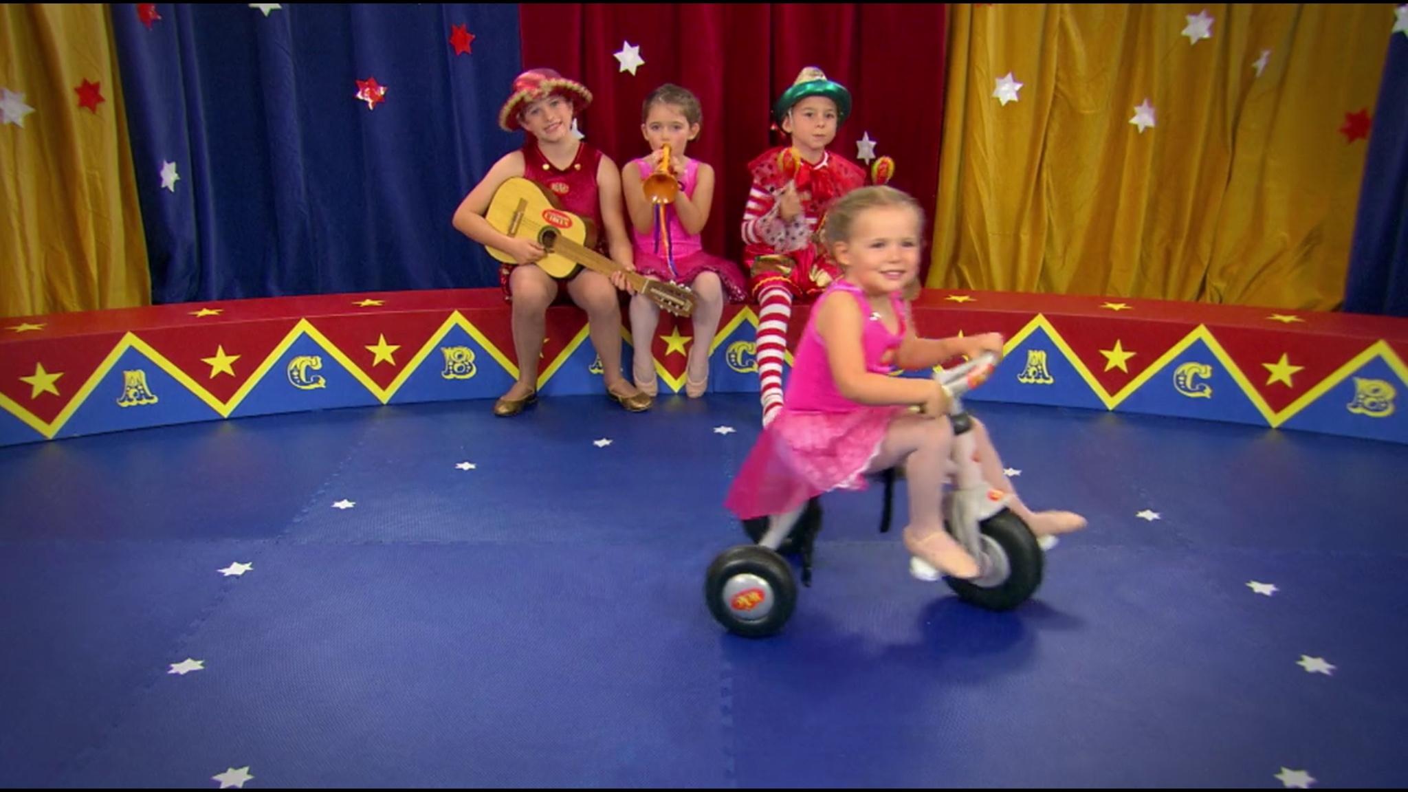 Circus Cycles