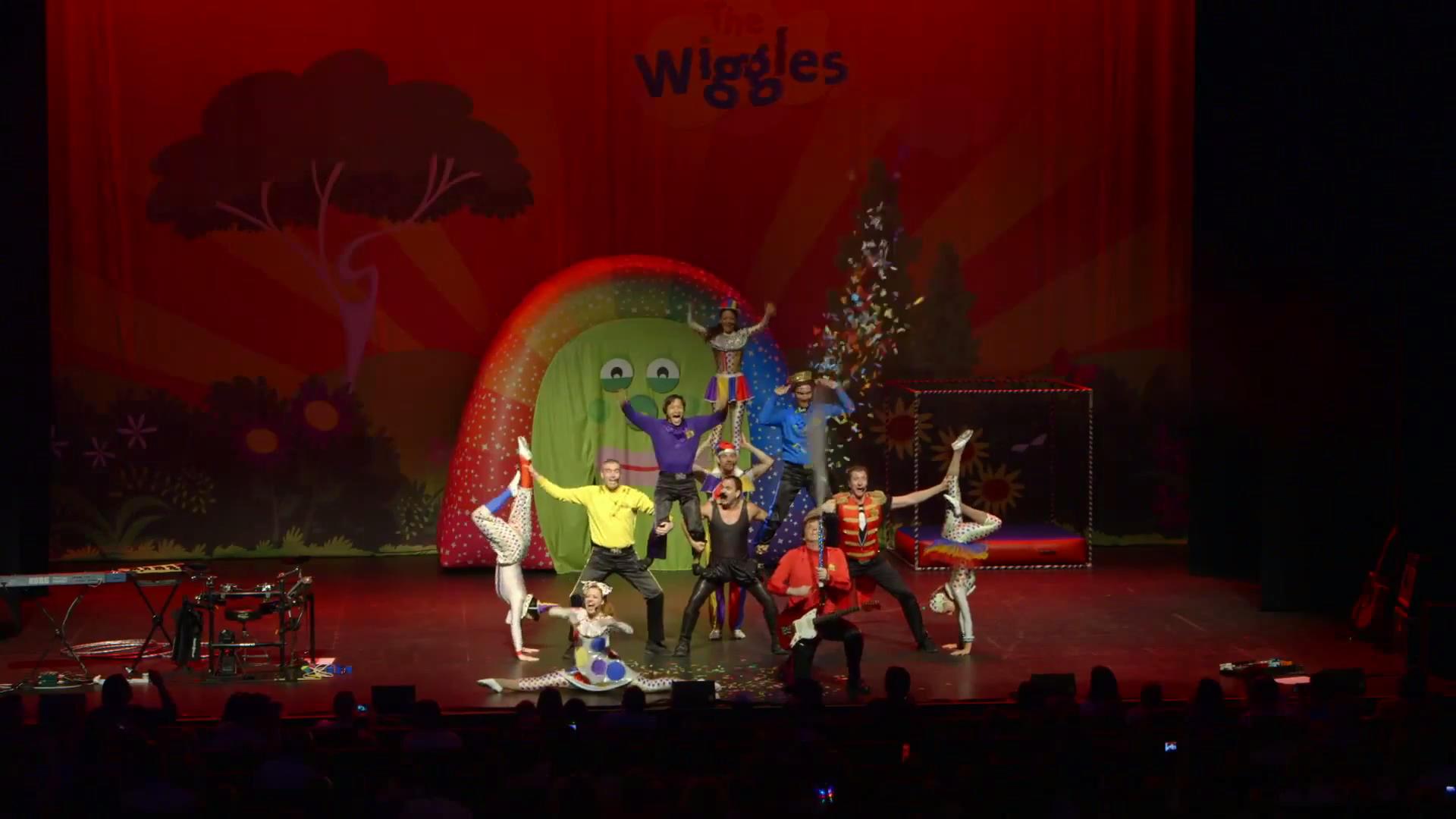 Wiggly Circus Jubilee