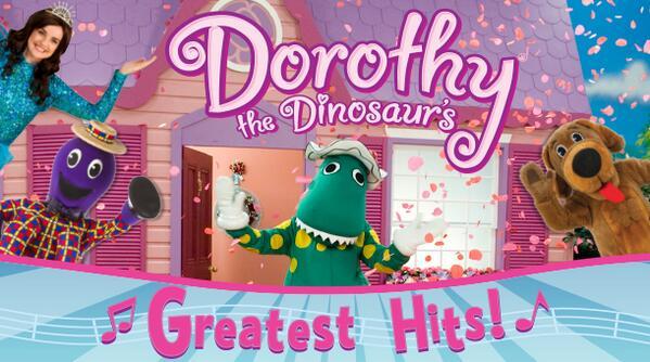 Dorothy the Dinosaur's Greatest Hits Show!