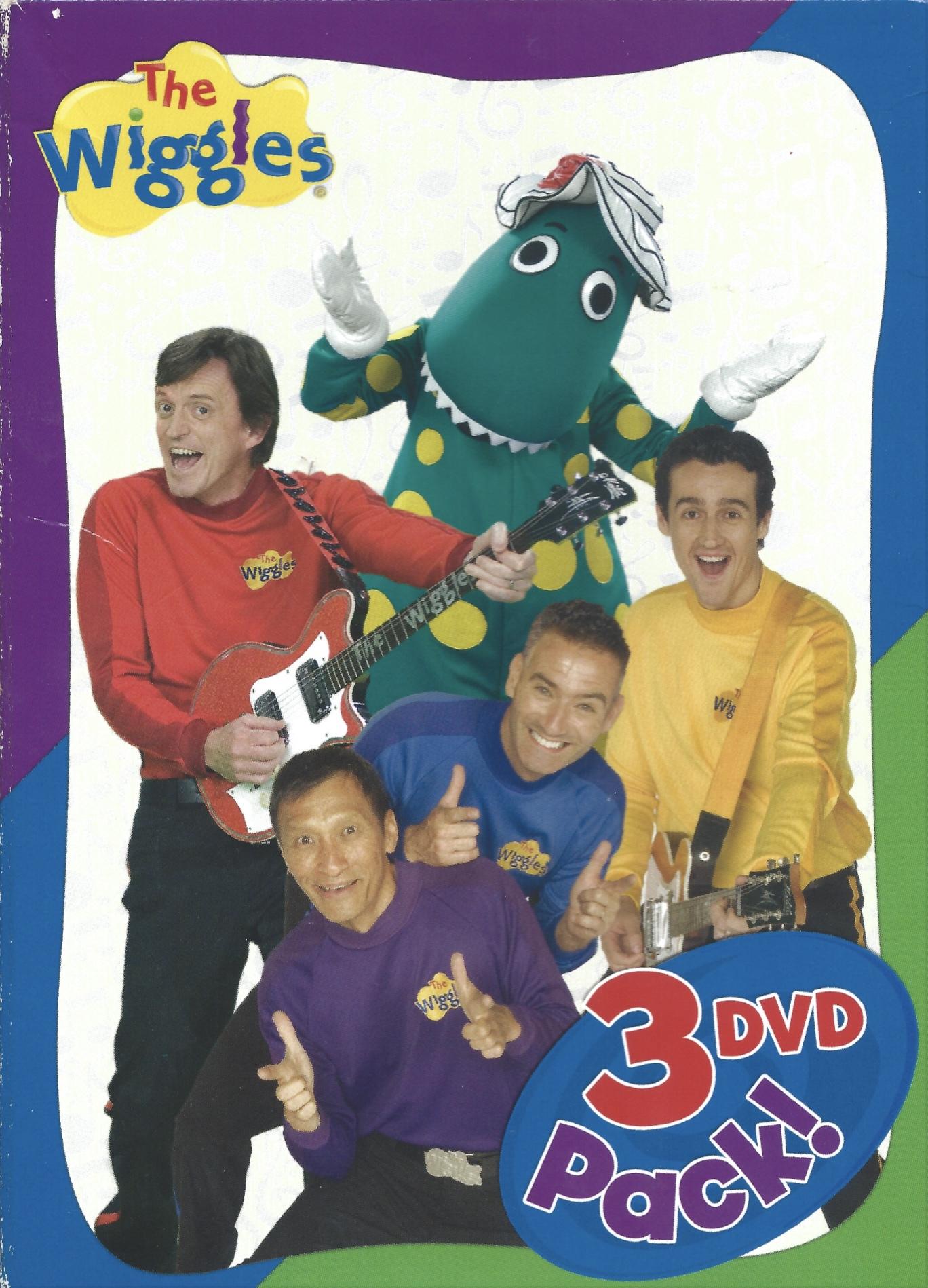 3 DVD Pack! (NCircle)