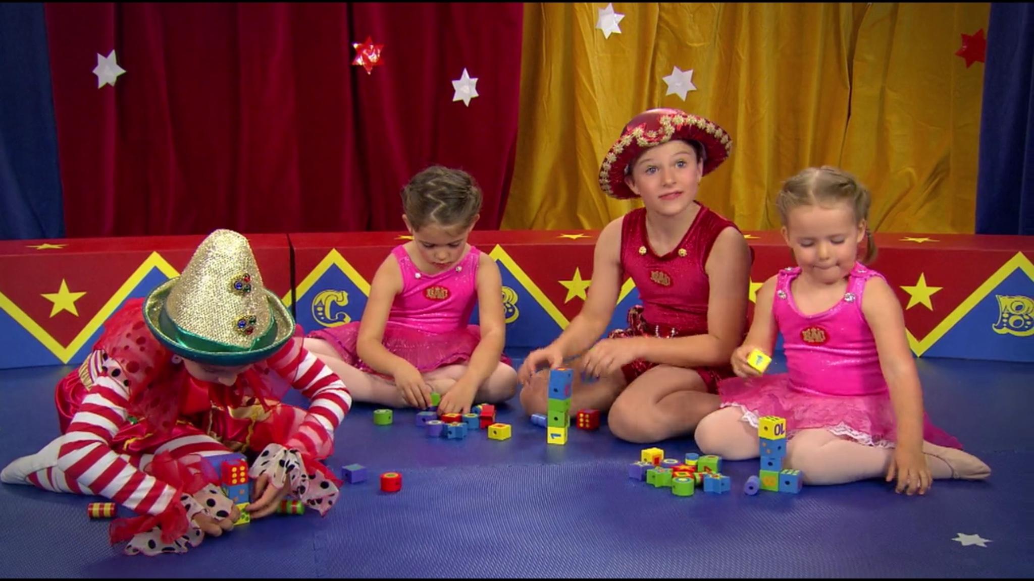 Circus Stacking