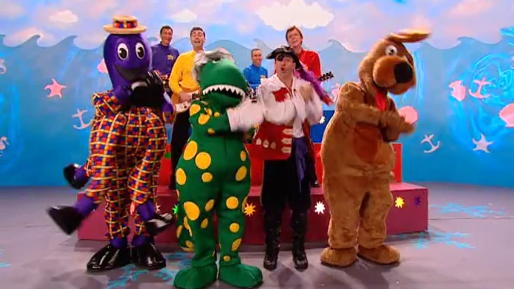 Episode 17 (The Wiggles Show! - TV Series 4)