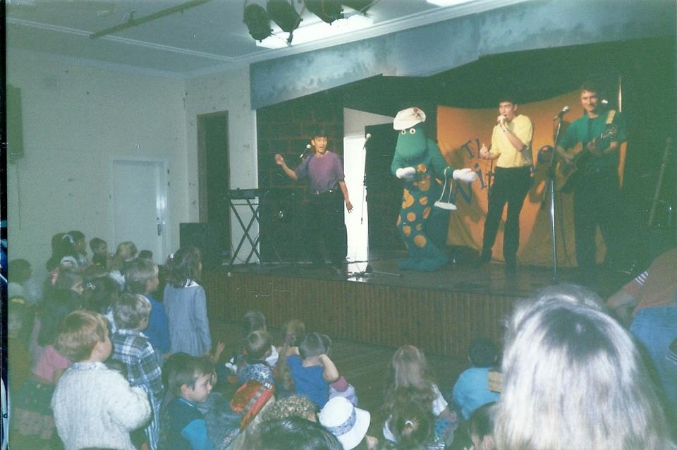 The Wiggles Early Concerts