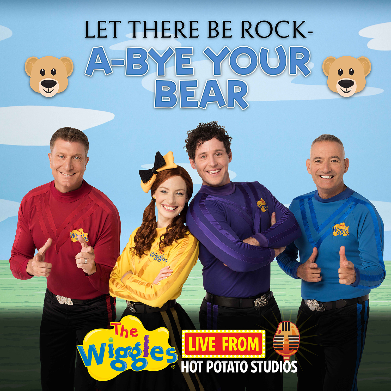 Let There Be Rock-a-Bye Your Bear (album)