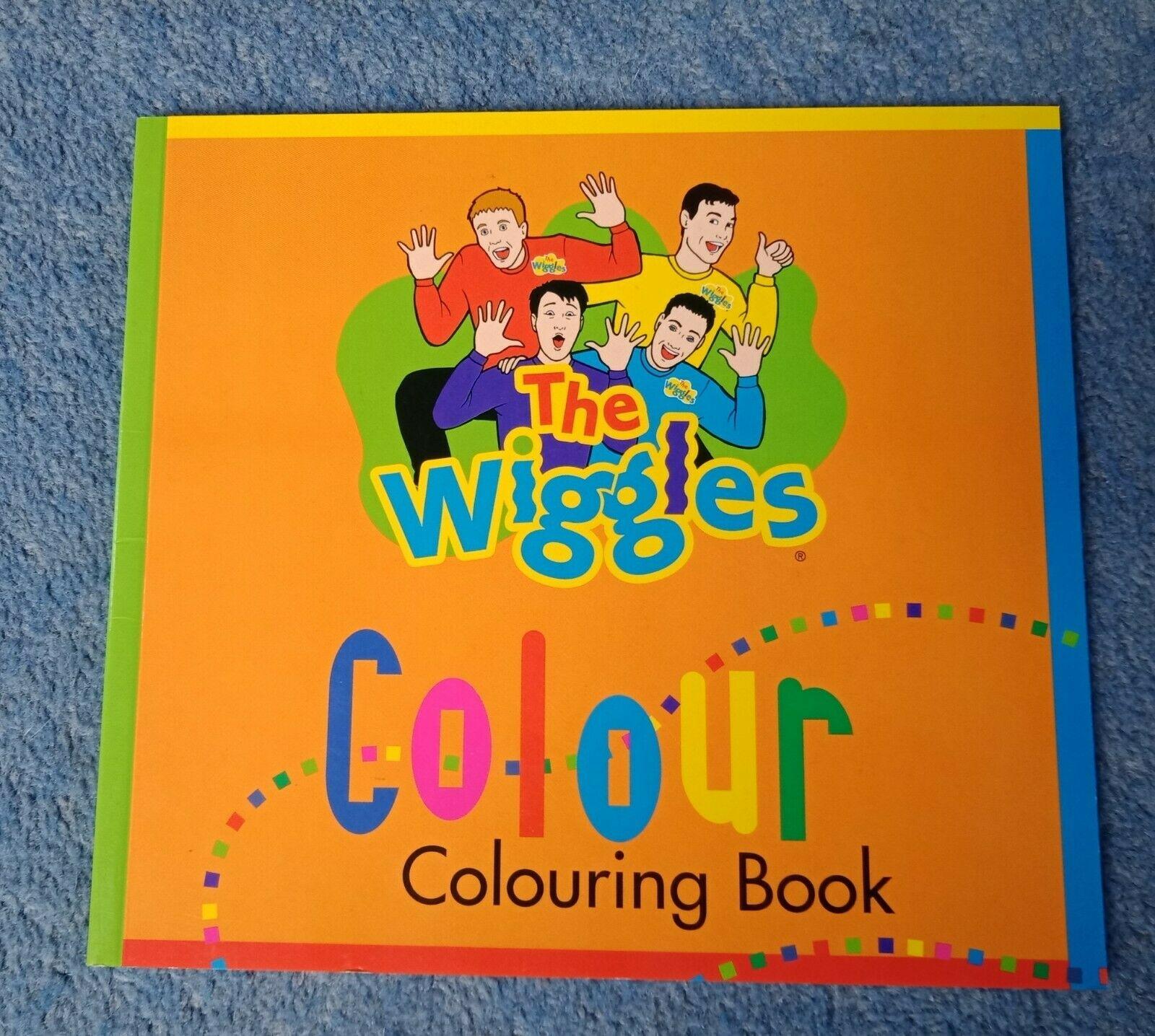 Colour Colouring Book