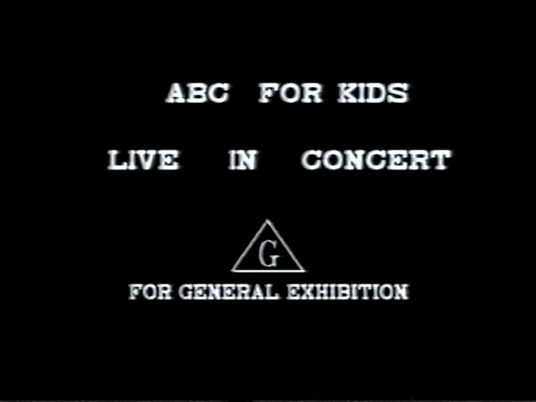 ABC For Kids: Live In Concert/Gallery