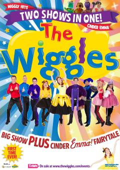 The Wiggles BIG SHOW! & CinderEmma