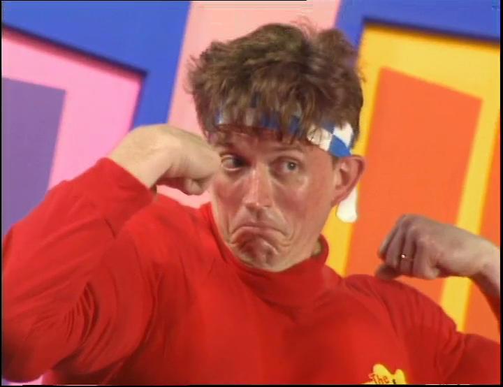 Muscleman Murray