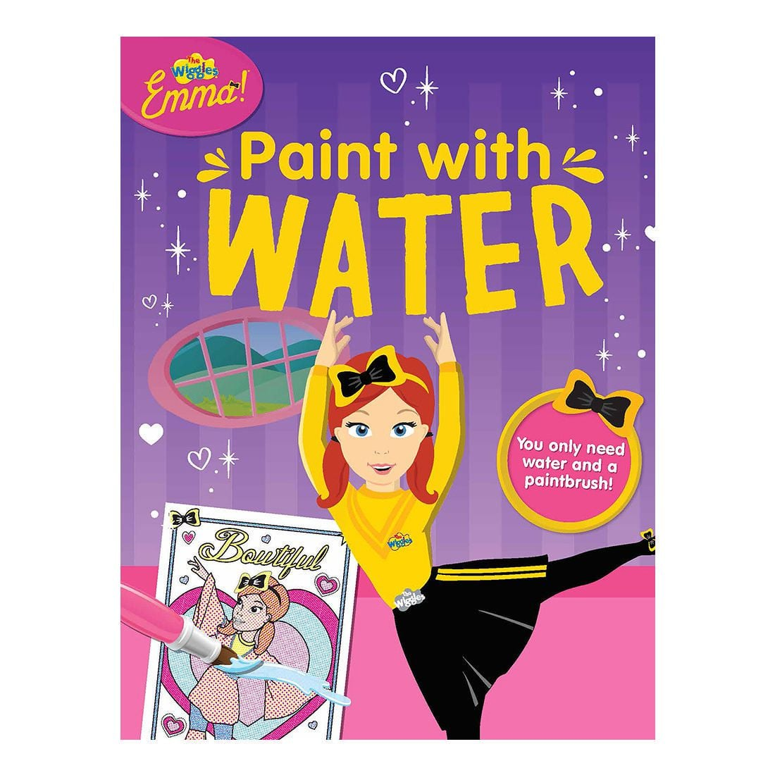 Emma Paint With Water (2019 book)