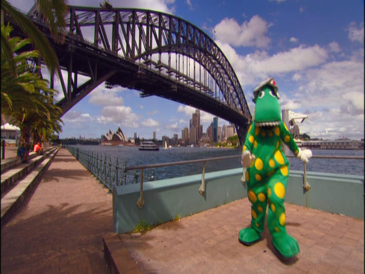 Dorothy the Dinosaur's Sydney Adventure/Transcript