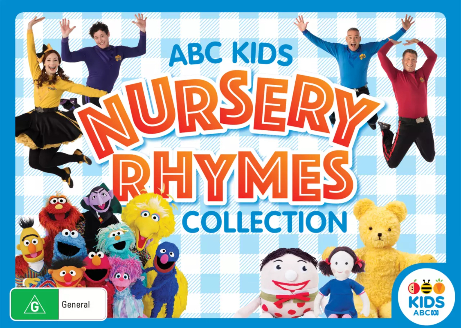 ABC Kids Nursery Rhymes Collection