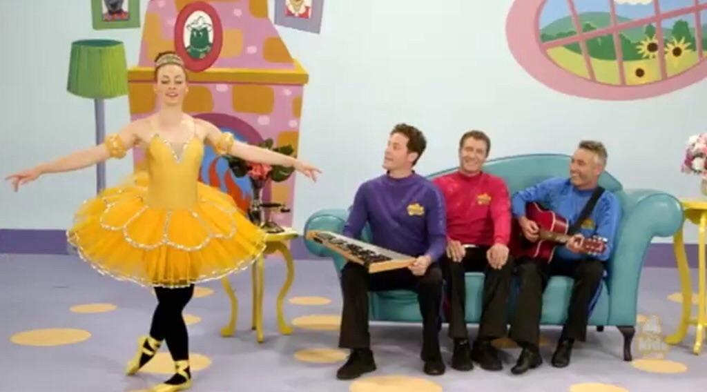 Emma's Ballet