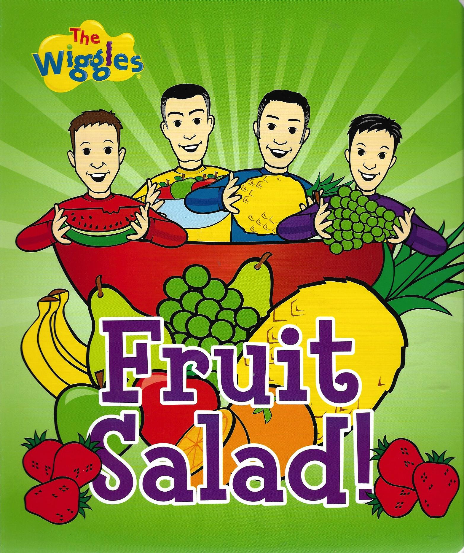 Fruit Salad! (book)