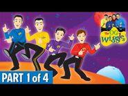 OG Wiggles 👨🚀 Space Dancing (Part 1 of 4) 🚀 Kids Songs