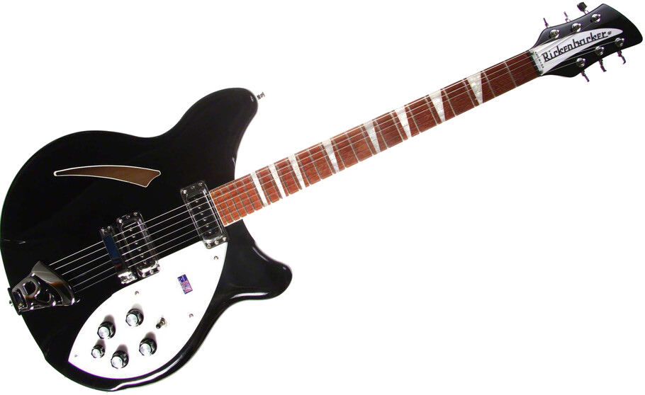 Rickenbacker 360 Deluxe Thinline