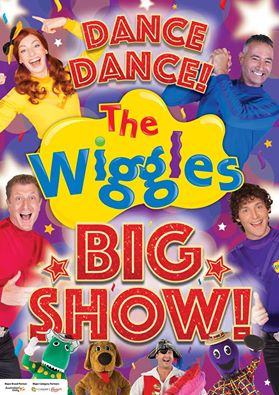 DANCE DANCE! The Wiggles BIG SHOW!