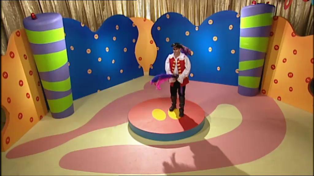 Captain's Magic Buttons (segment)