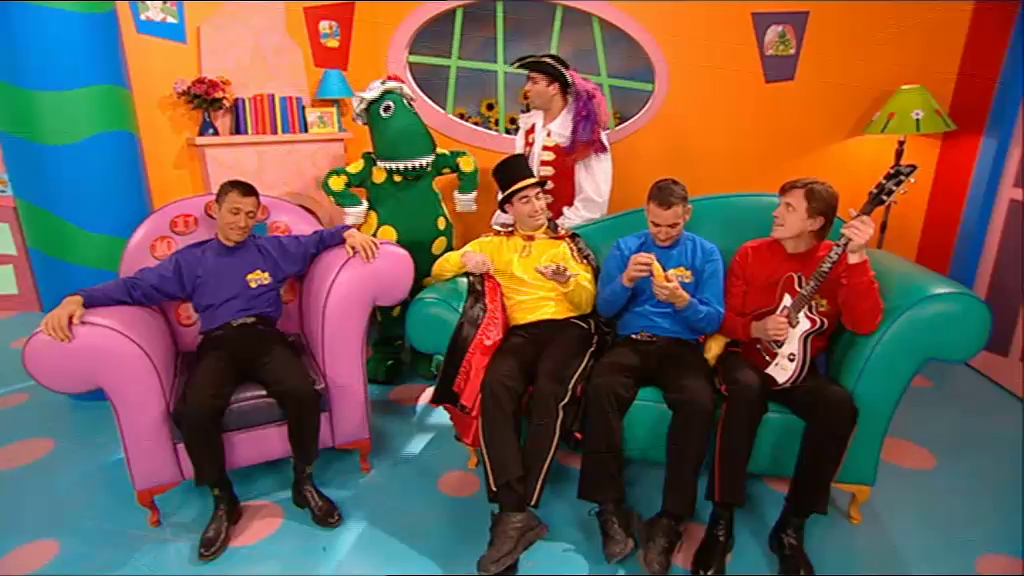 Episode 14 (The Wiggles Show! - TV Series 4)