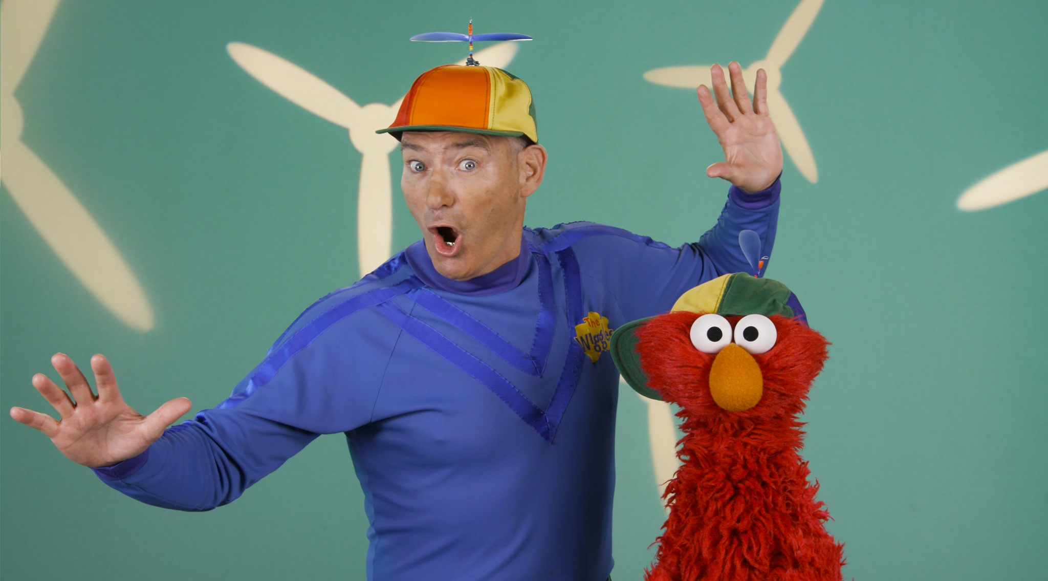 Do the Propeller with Sesame Street!/Gallery
