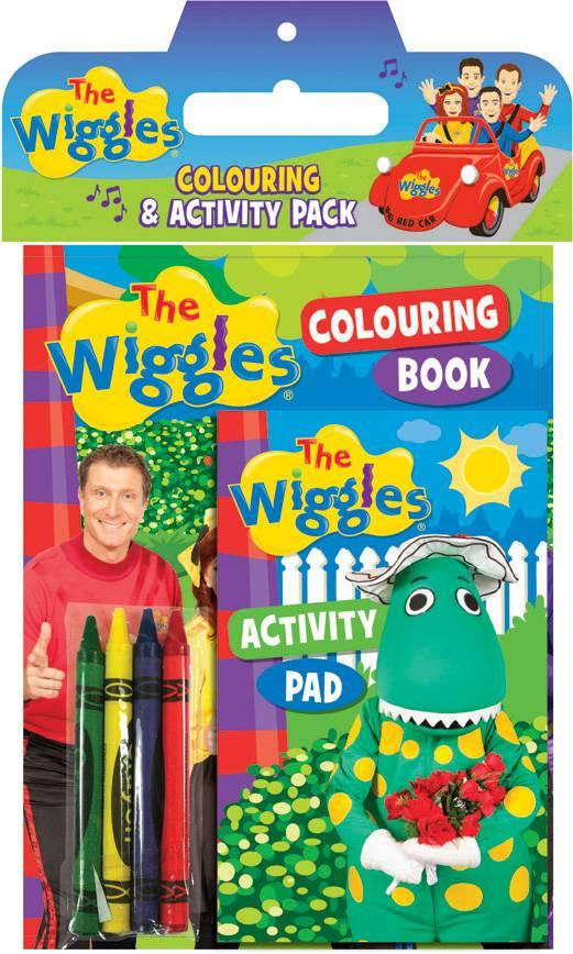 Colouring & Activity Pack