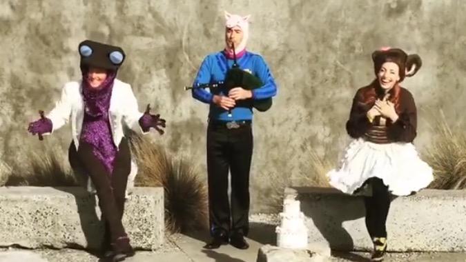 Dance Dance! (video)/Gallery