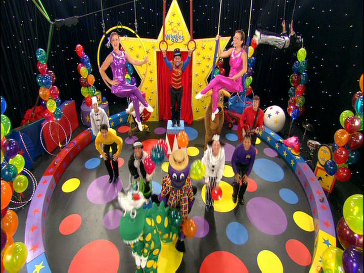 It's A Wiggly Circus