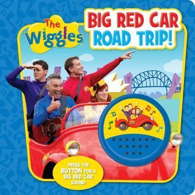 Big Red Car Road Trip! Sound Book