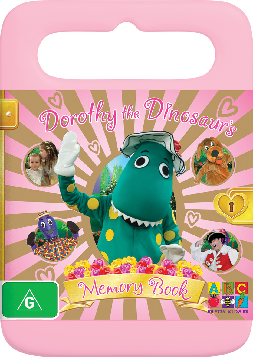 Dorothy the Dinosaur's Memory Book (video)