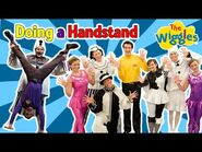 The Wiggles- Doing a Handstand - Hot Poppin' Popcorn! Songs about Sports for Kids