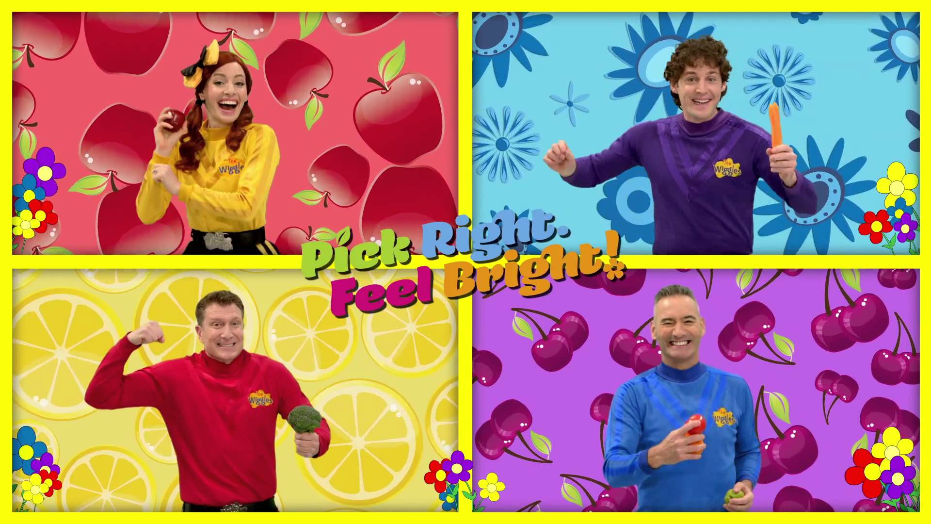 Pick Right, Feel Bright!