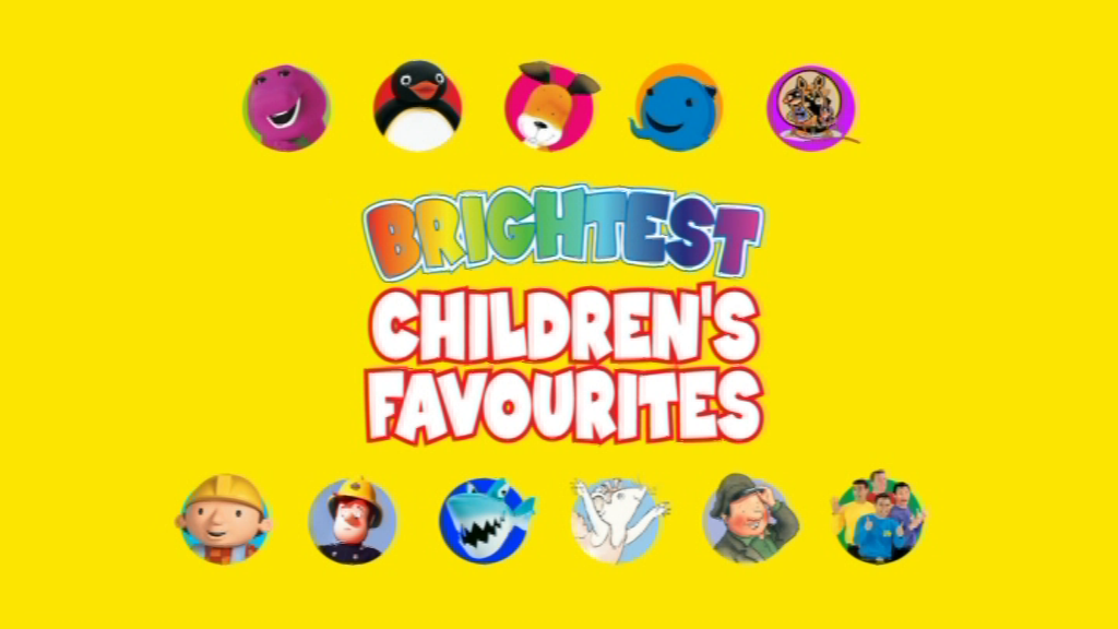Brightest Children's Favourites/Gallery