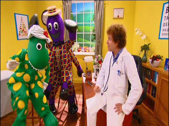 Dorothy Visits Doctor Leo
